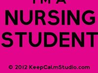 Inspiration to get through Nursing School