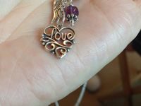 Jewelry inspiration-wire wrapping