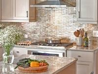 Kitchen Backsplash & Countertops