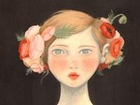 Art: Portraits + Fashion Illustration