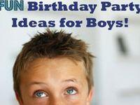 BoyS BiRthDays!!