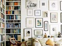 The type of bookshelves we can only dream about