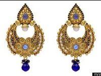 Jhumka & Earrings / Collection of Beautiful Jhumka & Earrings