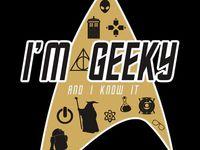 The Geekiness in my <3