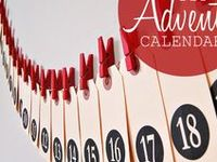 christmas, advent calendar