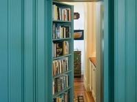 Secret Rooms & Storage Spaces