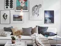 345 besten living spaces bilder auf pinterest innenarchitektur wohnzimmer ideen und fenster. Black Bedroom Furniture Sets. Home Design Ideas