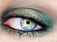 Makeup, makeup, makeup!