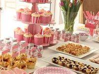 Candy and Dessert Buffet