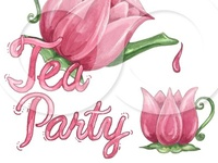 I love everything Tea and any excuse to have a tea party!  Come and have a cup of tea with me!