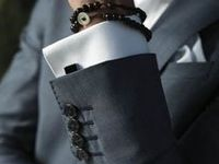 Menswear style inspiration for guys that take pride in their appearance and appreciate a nicely cut suit.