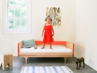 minimal + modern maternity, nursery, baby & kid style inspirations
