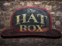 Hat Pins & Hat Boxes