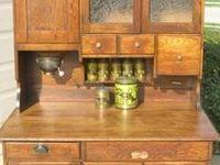 Kitchen Hoosier Cabinets