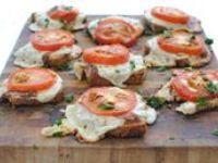 ... | Spring Rolls, Chickpea Salad Sandwich and Vietnamese Sandwich