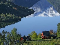Norway Scenery and Places