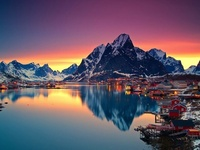 I was born in Norway, lived there most of my life. Such a beautiful country. I will forever be a Norwegian but enjoy the difference of living and working in different countries.