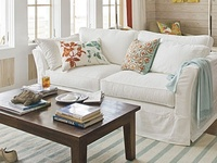 HOME   family room & bedrooms