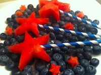 Looking for some patriotic-themed foods and drinks for your gathering? Look no more! Some tasty treats here for your Patriotic party. 4th of July, Memorial Day ~ Brought to you by Operation We Are Here, your military/veteran family resource website.