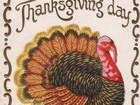 Thanksgiving Victorian art