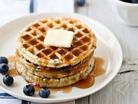1000+ images about Waffles on Pinterest | Brownie waffles ...