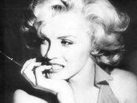 I'M PRETTY, BUT I'M NOT BEAUTIFUL. I SIN BUT I'M NOT THE DEVIL. I'M GOOD, BUT I'M NOT AN ANGEL.  LOVE MARILYN MONROE