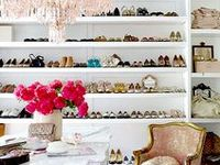 Vanities/Closets/Dressing Rooms/Beautiful Spaces