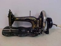 Featherweights and children's sewing machines