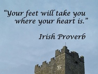 """You will find that most of this board is dedicated to the land I love most: Ireland .   """"Every action of our lives touches on some chord that will vibrate in eternity."""" - Sean O'Casey"""