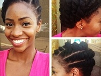 Anywhere from hair, makeup or style catered to/for black women!!! Black is Beautiful