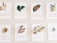 Autumn Wedding / Fall inspired wedding ideas