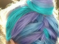 Beautiful hairstyles and colors<3