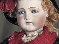 Vintage Antique Dolls