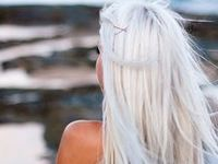 Hair color & styles I'd like to try.