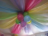 Miranda's First Birthday Party