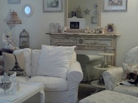 Shabby Chic, Romantic Country, Cozy Comfy