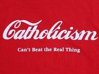 Catholic: my faith,my God is a good God.