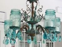 Upcycled, Repurposed Jars