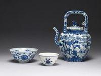 China - Blue & White