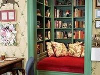 Fave nooks and crannies