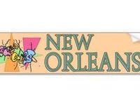 I LOVE, LOVE, LOVE Louisiana. Especially New Orleans !!