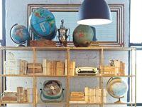 Maps-Globes-etc...