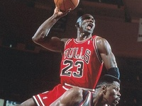 The greatest pics of the greatest basketball player of all-time.