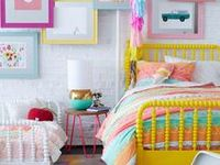 Charming and sweet kids rooms, lovely dens. Special place to call home.