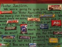 ...   Candy bar posters, Candy bars and Pastor appreciation month