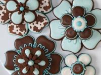 Flower Cookie Ideas