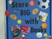 Ideas to decorate the library during the holidays, celebrations, special events or just for everday.