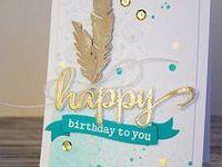 Cards - Anniversary and Birthday