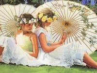 Sombrinhas- Beleza e Arte/ Umbrellas