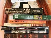 So many books ...